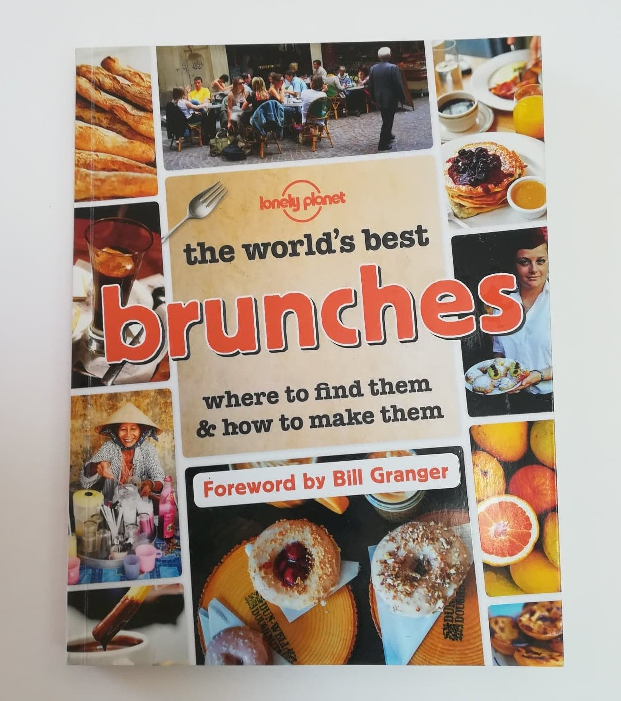Review of Lonely Planet the world's best brunches