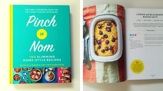 Pinch of Nom – Cookbook Review