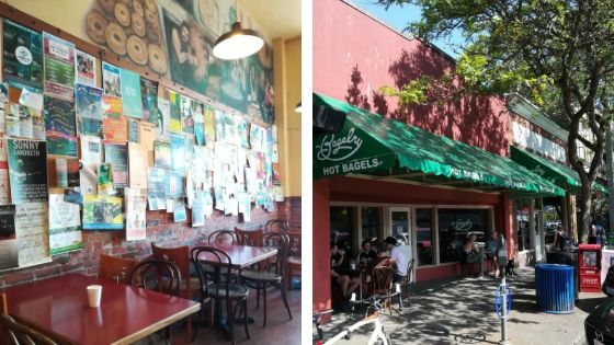 The bagelry Bellingham