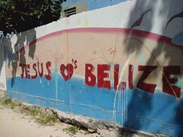 Street Art in Belize